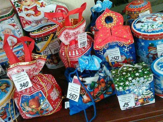 Доставка подарков в кургане 70
